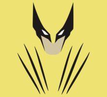 Wolverine Minimalistic by neizan