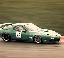 Porsche 928 by Nigel Bangert