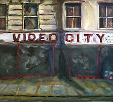 Video City by DerelictArt
