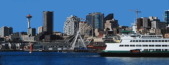 The Sights of Seattle by Tori Snow