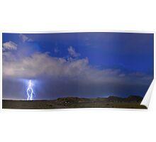 Monsoon Season in the American Southwest Poster