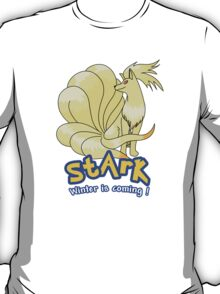 Stark Ninetales Game of Thrones T-Shirt