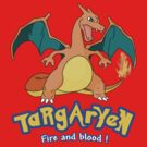 Targaryen Charizard Game of Thrones by manoffreedom