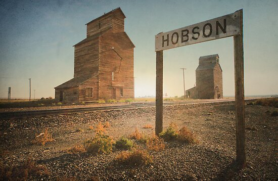Hobson, MT by Miles Glynn