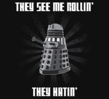 Doctor Who - DALEK - Exterminating Dirty by James LaRelli
