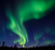 Sept 3rd/12 Auroras by peaceofthenorth