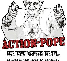 Action-Pope! by BockingfordKid