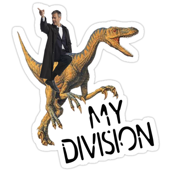 lestrade's division by jammywho21