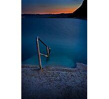Merewether Ocean Baths Photographic Print