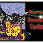 Halloween at Dracula's Castle, Transylvania by Dennis Melling