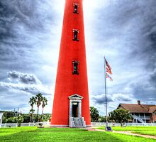 Ponce de Leon Lighthouse by Sharon Batdorf