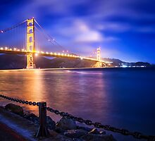 Fort Bridge by jswolfphoto