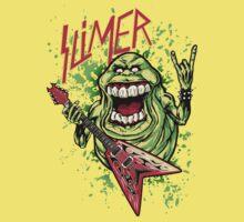 SLIMER THRASHIN' MAD!!! Kids Clothes