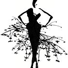 A Tree Woman by Piia  Põdersalu