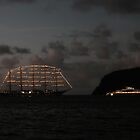Bequia at Night by globeboater