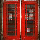 Red Telephone Boxes by swcphotography