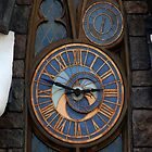 Hogsmead Clock by Serdd
