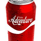 Enjoy Adventure in a Can by HighDesign