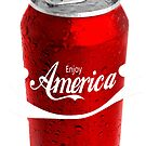 Enjoy America in a Can by HighDesign