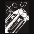 GTO 67 by Chris-Cox