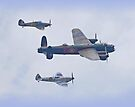 BBMF Over Shoreham  by Colin J Williams Photography