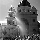Exhibition Building, Melbourne by Carmel Abblitt