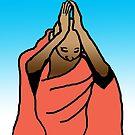 In prayer... by motherhenna