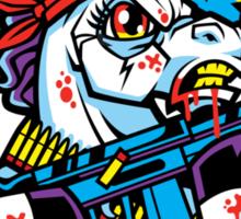 Rainbo: First Blood Sticker