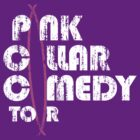 Pink Collar Comedy Tour by Jay Kristopher Huddy