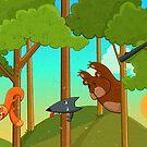 Woods by mmedusssa