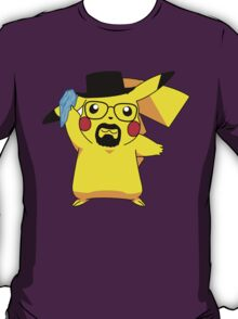 Pikachu Heisenberg Breaking Bad T-Shirt