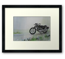...and the Sun will be here soon.. Framed Print