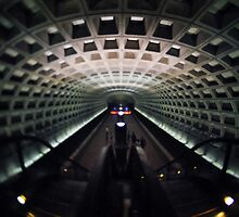 DC Metro by Gustavo Bernal