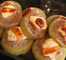 stuffed zucchini in the oven by mrivserg