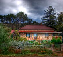 Manna House III - Mannum, The Murraylands, South Australia by Mark Richards