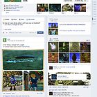 Farorebook - Link's Profile by BrendanHouse