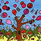 Tree Series I ~ bubbletree by urmysunshine