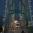 Lion's Gate Bridge by Sheri Bawtinheimer