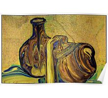 ANTIQUE POTTERY...SERIES Poster