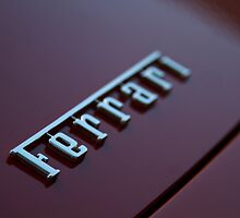 Ferrari Emblem 3 by dlhedberg