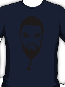 Khal Drogo Silhouette Game of Thrones T-Shirt