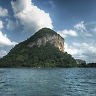 on the way to Moo Koh by michelle meenawong