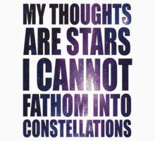 Constellations - TFioS T-Shirt