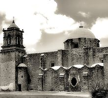 Mission San Jose by SuddenJim
