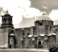 Mission San Jose by SuddenJim