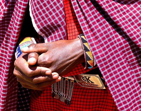 Maasai by Calvin Klein by Linda Sparks