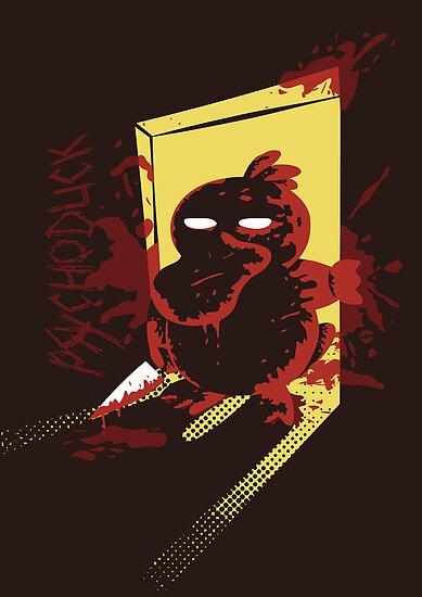 Psychoduck by Scott Weston