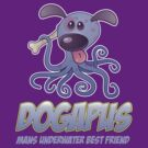 The Big Bang Theory - Dogapus - Mans Underwater Friend by metacortex