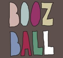 BOOZBALL by fonzyhappydays