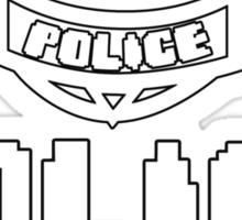 Blade Runner - Police 995 Sticker